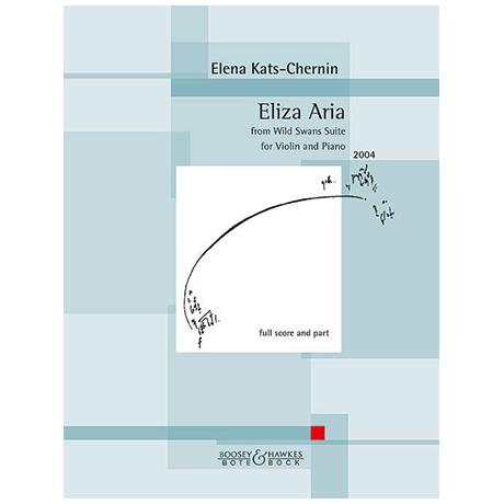 Kats-Chernin, E.: Eliza Aria aus der »Wild Swans Suite«