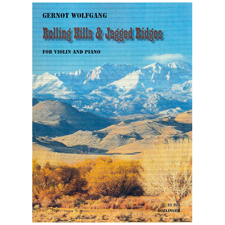 Wolfgang, G.: Rolling Hills and Jagged Ridges