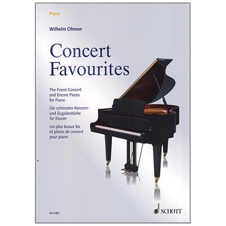 Ohmen, W.: Concert Favourites