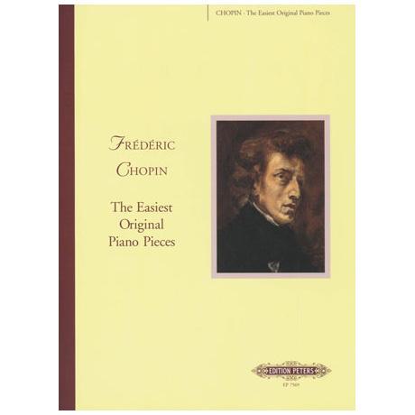 Chopin, F.: Leichtere Original-Kompositionen