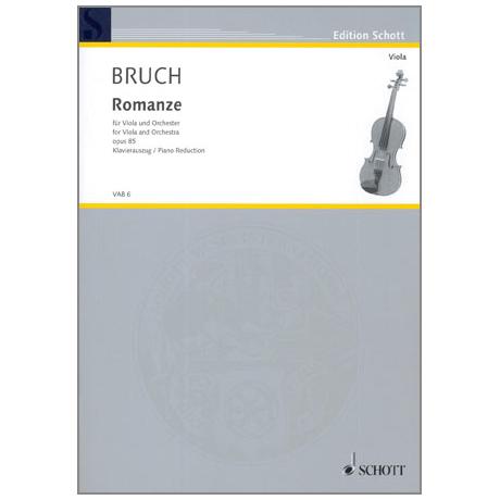 Bruch, M.: Romanze F-Dur Op.85