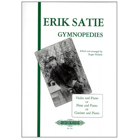 Satie, E.: Gymnopedies