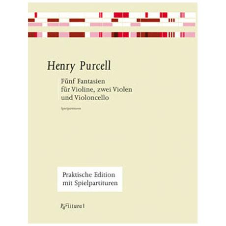 Purcell, H.: Fünf Fantasien