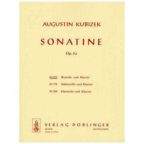 Kubizek, A.: Sonatine Op. 5a