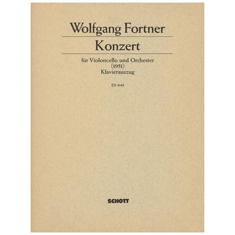 Fortner, W.: Konzert