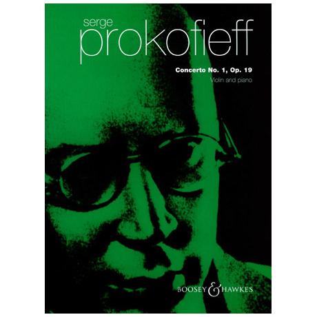 Prokofiev, S.: Violinkonzert Nr. 1 Op. 19