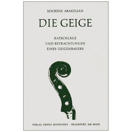 Arakelian, S.: Die Geige