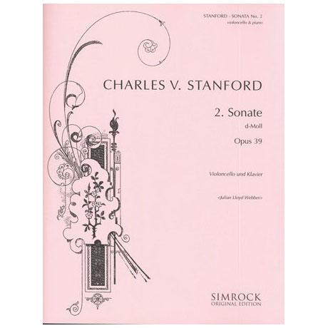 Stanford, C.V.: Sonate Nr.2 d-moll Op.39