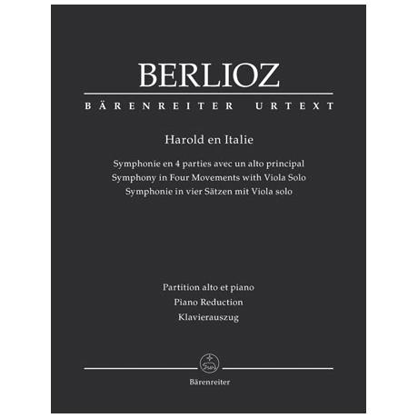 Berlioz, H.: Harold en Italie Hol. 68