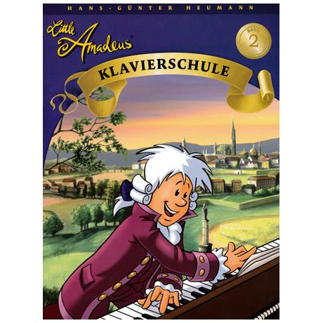Little Amadeus – Klavierschule Band 2
