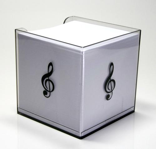Notizbox MUSIC