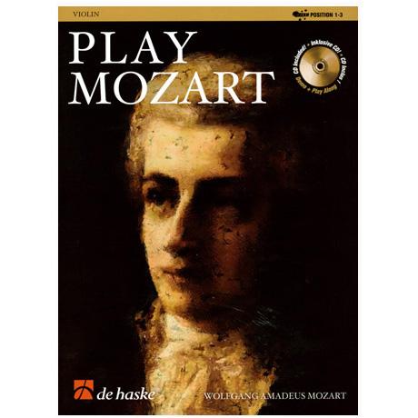 Play Mozart (+CD)