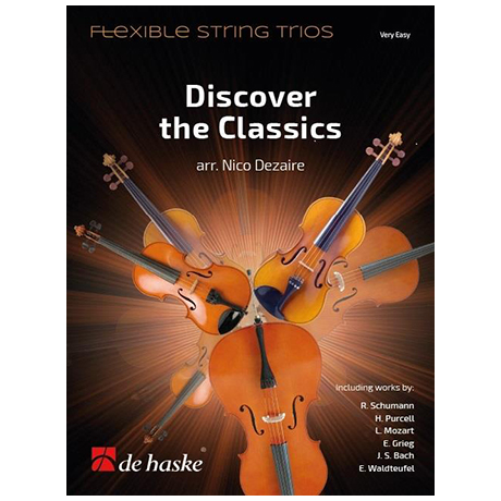 Dezaire, N.: Discover the Classics
