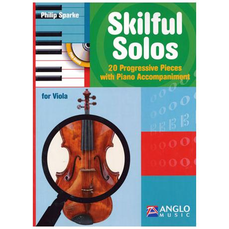 Sparke: Skilful Solos (+CD)