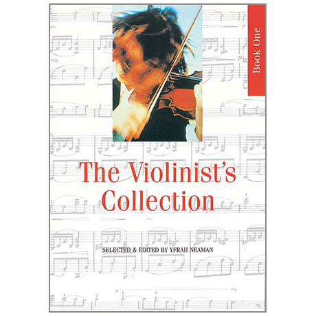 Neaman, Y.: The Violinist's Collection Band 1