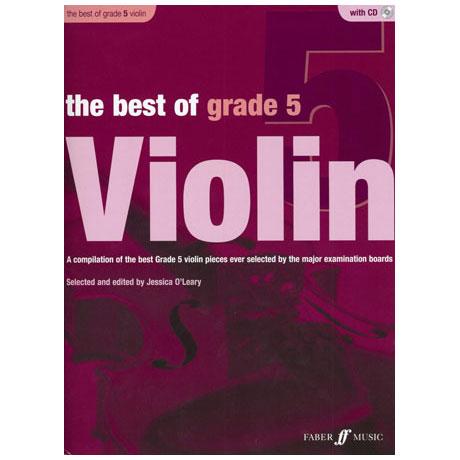 The Best Of Grade 5 Violin (+CD)