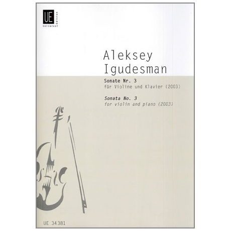 Igudesman, A.: Sonate Nr.3
