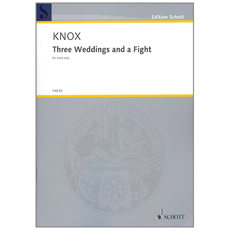 Knox, G.: Three Weddings and a Fight