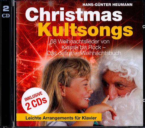 Heumann, H.-G.: Christmas Kultsongs Play-Along