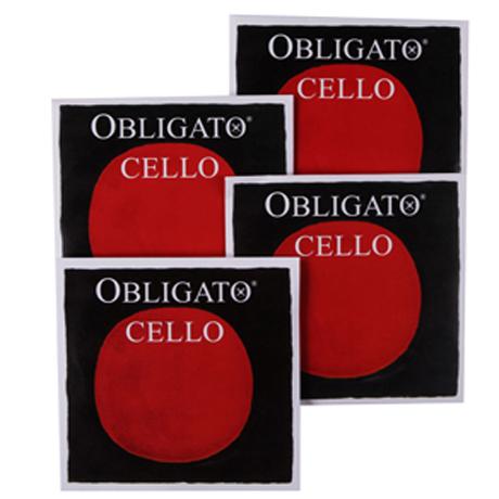 PIRASTRO Obligato Cellosaiten SATZ
