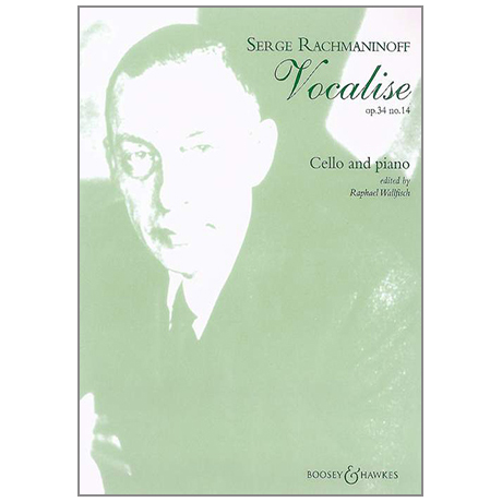 Rachmaninow, S.: Vocalise Op.34 Nr.14