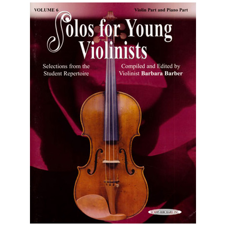 Solos for young Violinists Band 6