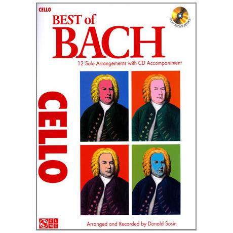 J.S. Bach: Best Of (+CD)
