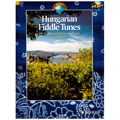 Hungarian Fiddle Tunes (+CD)