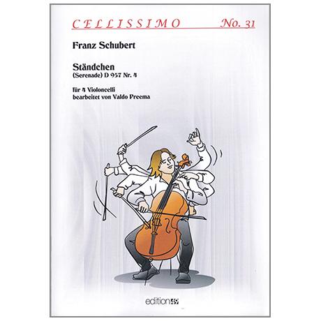 Schubert, F.: Ständchen (Serenade)