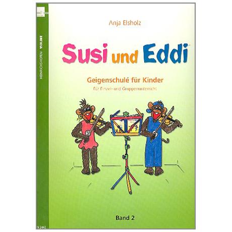 Elsholz, A.: Susi und Eddi Band 2