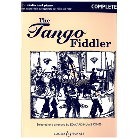 The Tango Fiddler – Complete Edition