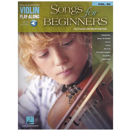Songs for Beginners (+Download Code)