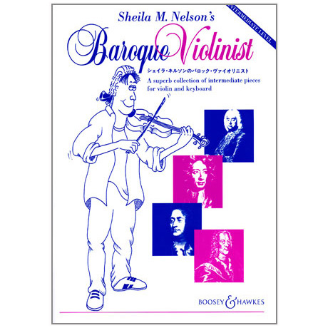Nelson, S.: Baroque Violinist