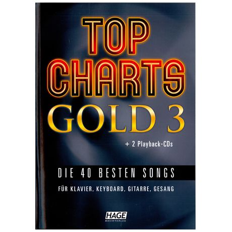 Top Charts Gold 3 (+2CDs)