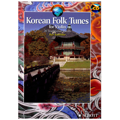 Schott World Music: Korean Folk Tunes (+CD)