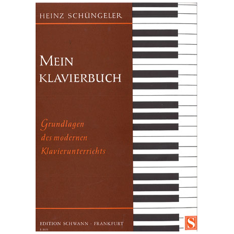 Schüngeler: Mein Klavierbuch