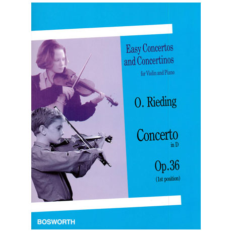 Rieding, O.: Concerto in D-Dur op.36