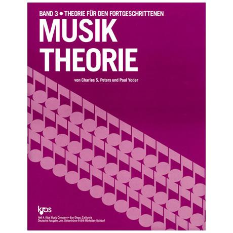Peters / Yoder: Musiktheorie Band 3