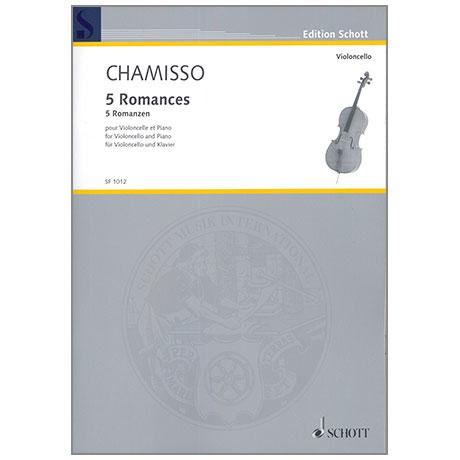 Chamisso, A. v.: 5 Romanzen