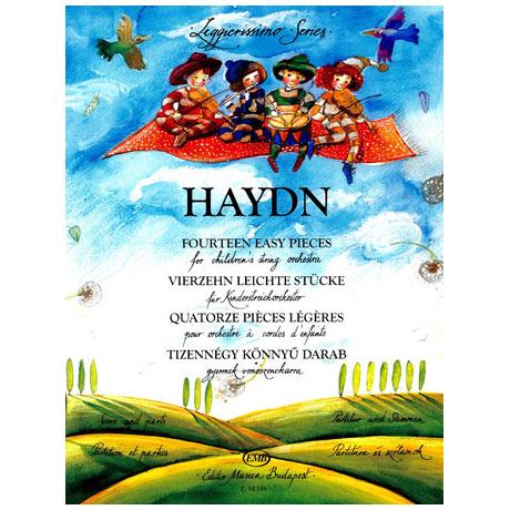 Leggierissimo - Haydn: Vierzehn leichte Stücke