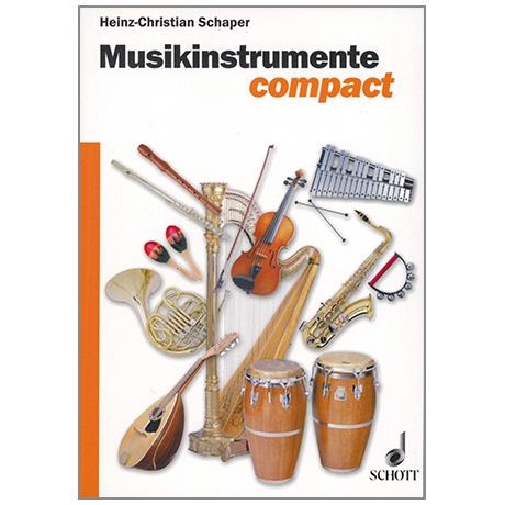 Musikinstrumente compact (H. Schaper)