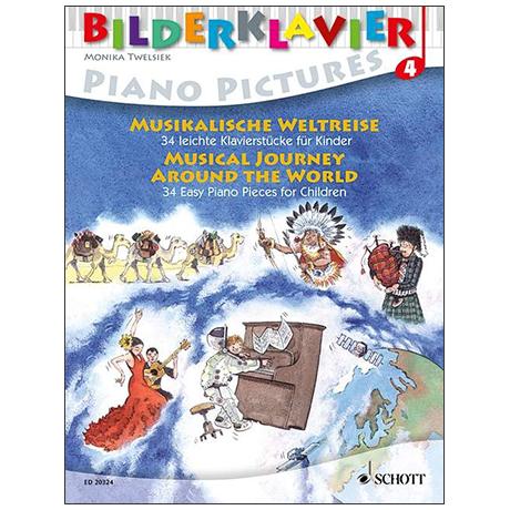 Bilderklavier – Musikalische Weltreise