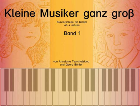 Kleine Musiker ganz groß Band 1 (+CD)