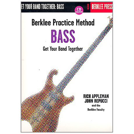 Berklee Practice Method (+CD) – Get Your Band Together