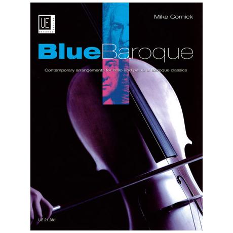 Cornick, M.: Blue Baroque
