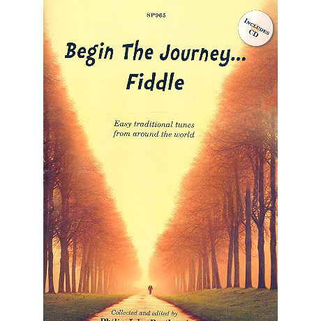 Begin the Journey (+CD)