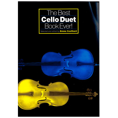 Coulthard, Emma: The Best Cello Duet Book Ever!
