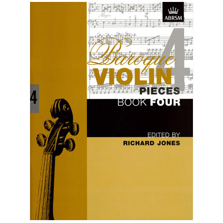 Baroque Violin Pieces Band 4
