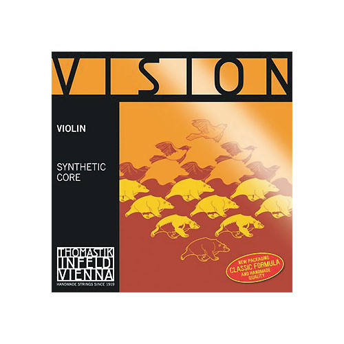 THOMASTIK Vision Violinsaite G