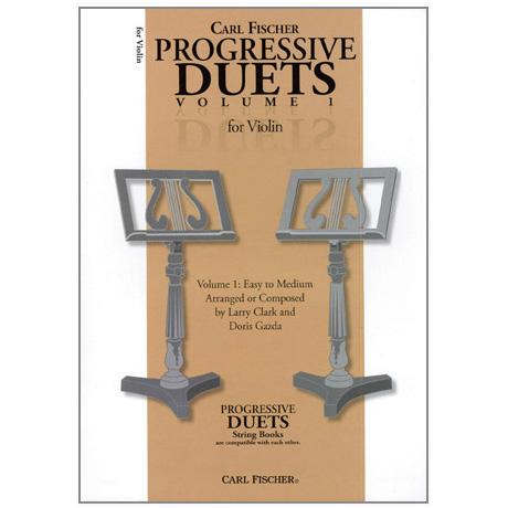 Progressive Duets Band 1